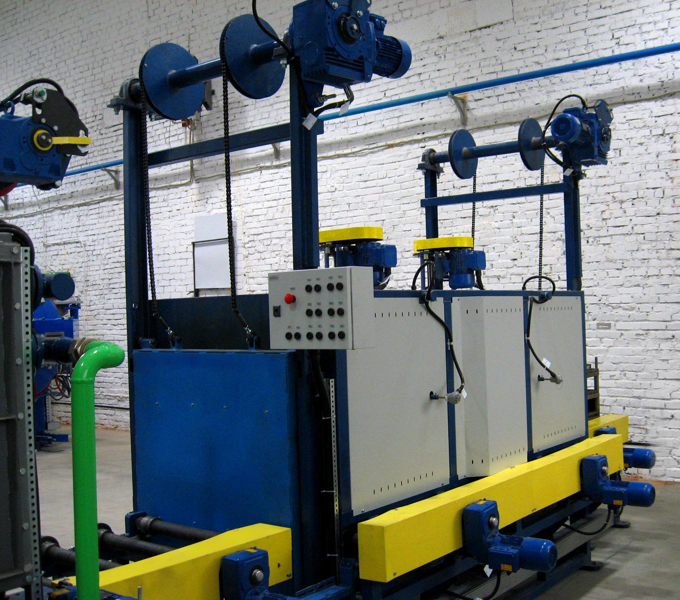 Рольганг для печи винтовой конвейер устройство и принцип действия